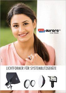 Aurora Lite Bank - Lichtformer für Systemblitze