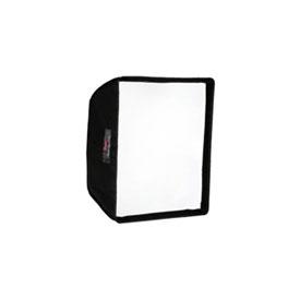 Aurora Softbox 80x80 cm, silber (LBDR 88S)