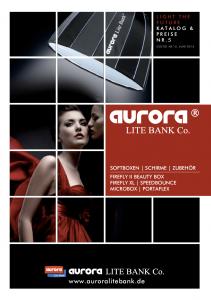 Aurora Firefly Par
